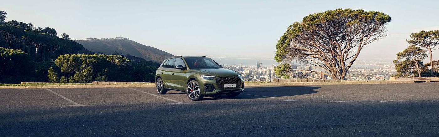 Nové Audi Q5