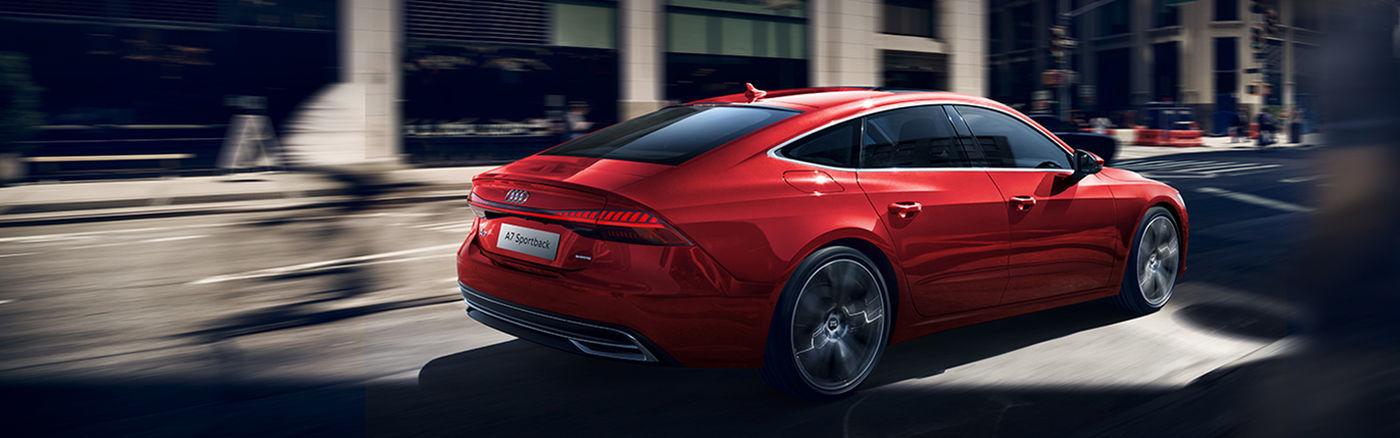 Nové Audi A7 Sportback