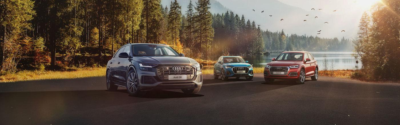 Limitovaná jesenná ponuka Audi