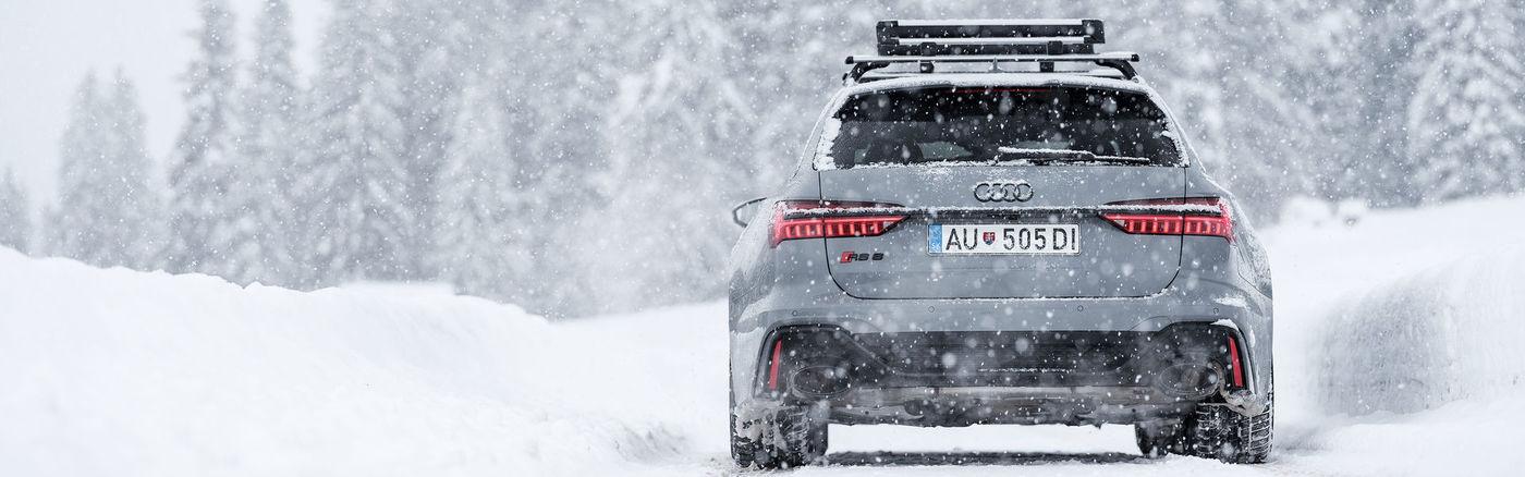 Bezpečne na zimných cestách