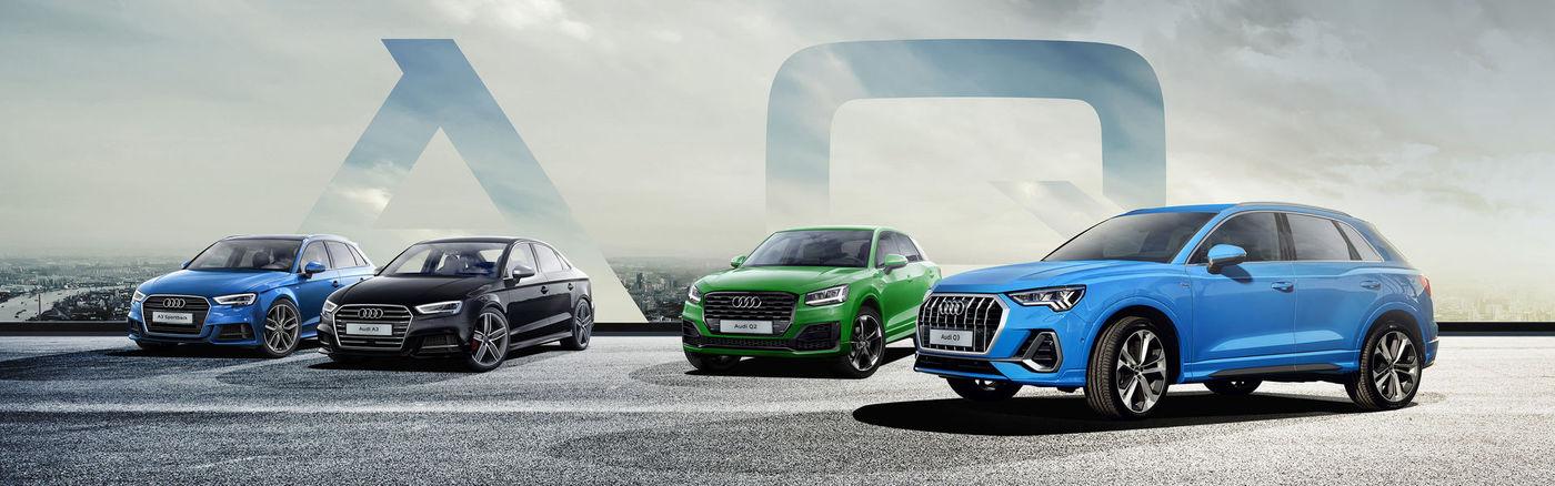 Audi Operatívny Lízing